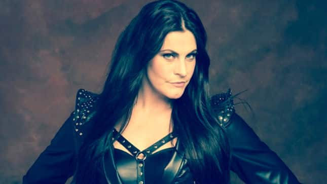 Floor Jansen. She Is An Incredible Beauty With A Glamorous Body Mass At A  Height Of 5 Feet 9 Inches. She Is Currently Dating Hannes Van Dahl.