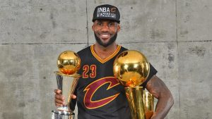 LeBron James wiki